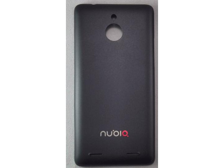 Родная оригинальная задняя крышка-панель которая шла в комплекте для ZTE Nubia Z5 mini 4.7