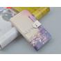 Фирменный уникальный необычный чехол-подставка с визитницей кармашком для ZTE Nubia Z7 Max