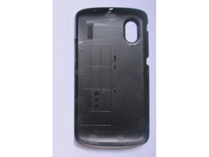 Родная оригинальная задняя крышка-панель которая шла в комплекте для ZTE SKATE 1 4.3