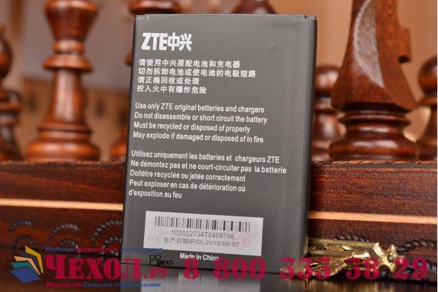 Фирменная аккумуляторная батарея Li3823T43P3h735350 2000 mAh на телефон ZTE V975 Geek  + гарантия