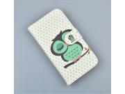 Фирменный уникальный необычный чехол-книжка для ZTE V975 Geek