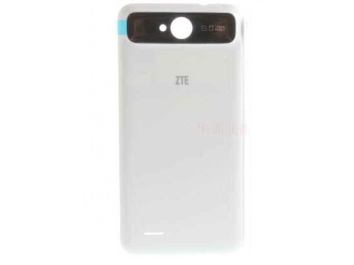 Родная оригинальная задняя крышка-панель которая шла в комплекте для ZTE Skate 2 5.0
