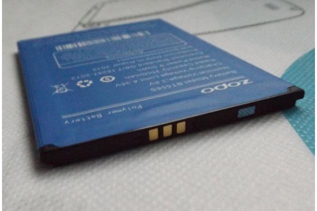 Фирменная аккумуляторная батарея BT557S 3000mAh на телефон Zopo Speed 7 Plus + инструменты для вскрытия + гарантия