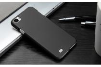 """Фирменная задняя панель-крышка-накладка из тончайшего и прочного пластика для Zopo ZP980+ 8-CORE 2Gb Ram 16Gb"""" черная"""
