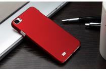 """Фирменная задняя панель-крышка-накладка из тончайшего и прочного пластика для Zopo ZP980+ 8-CORE 2Gb Ram 16Gb"""" красная"""