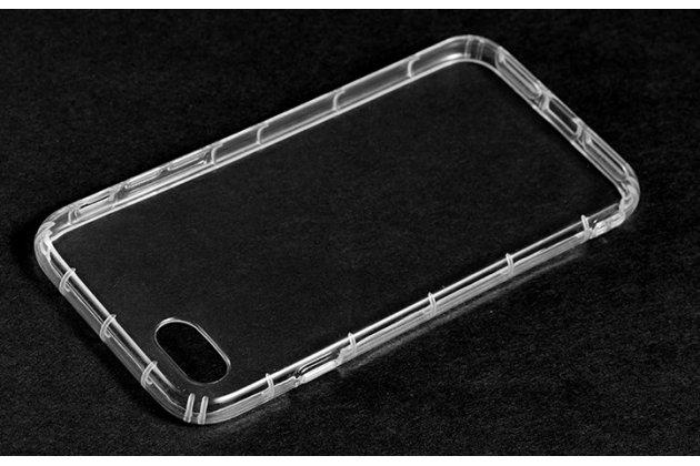 Фирменная ультра-тонкая полимерная из мягкого качественного силикона задняя панель-чехол-накладка для ASUS ZenFone Live ZB553KL (5G082RU) 5.5 / Android 7.0