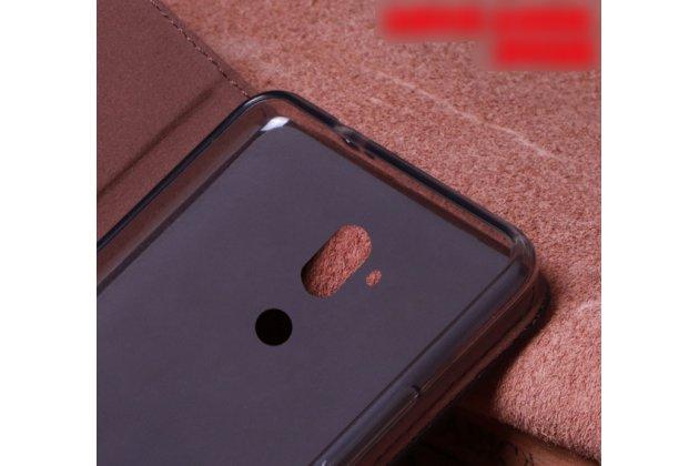 Фирменный роскошный эксклюзивный чехол с фактурной прошивкой рельефа кожи крокодила черный для ASUS ZenFone 5 Lite ZC600KL 3/ 4. Только в нашем магазине. Количество ограничено