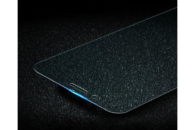 Фирменное защитное закалённое противоударное стекло для телефона Huawei P20 Lite / Nova 3e из качественного японского материала премиум-класса с олеофобным покрытием
