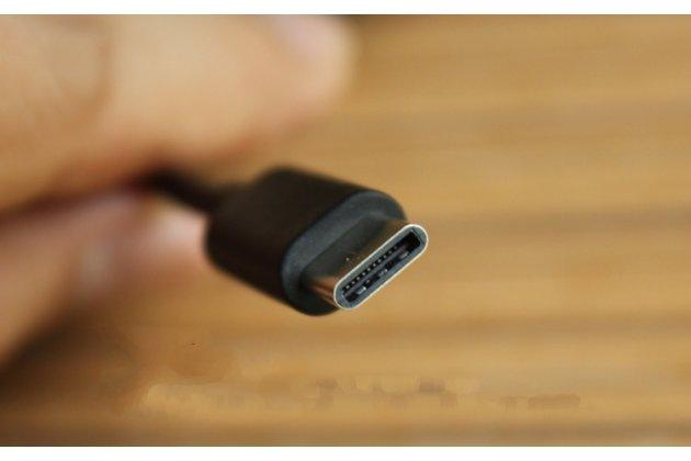 Фирменный оригинальный USB дата-кабель для планшета BlackBerry KEY2 + гарантия
