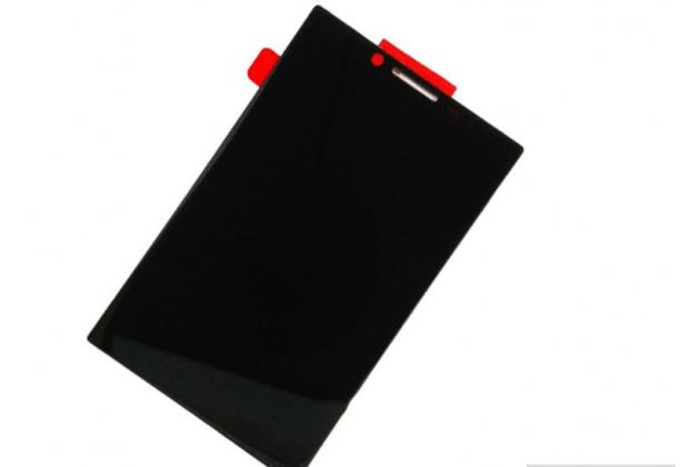 Фирменный LCD-ЖК-сенсорный дисплей-экран-модуль запчасть в сборе с тачскрином на телефон BlackBerry KEY2 черный + гарантия
