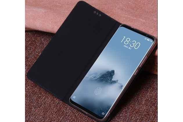 Фирменный роскошный эксклюзивный чехол с фактурной прошивкой рельефа кожи крокодила черный для Huawei Mate 20 6.53. Только в нашем магазине. Количество ограничено
