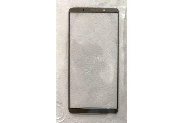 Фирменное сенсорное-стекло-тачскрин на Huawei Mate 20 Lite (SNE-LX1) черный + инструменты для вскрытия + гарантия