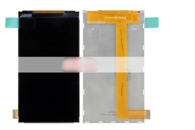 Фирменный LCD-ЖК-сенсорный дисплей-экран-стекло в сборе с тачскрином на телефон Highscreen Zera S Power черный + гарантия