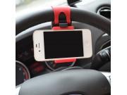 Фирменный универсальный удобный держатель-крепление на руль подходит под все телефоны