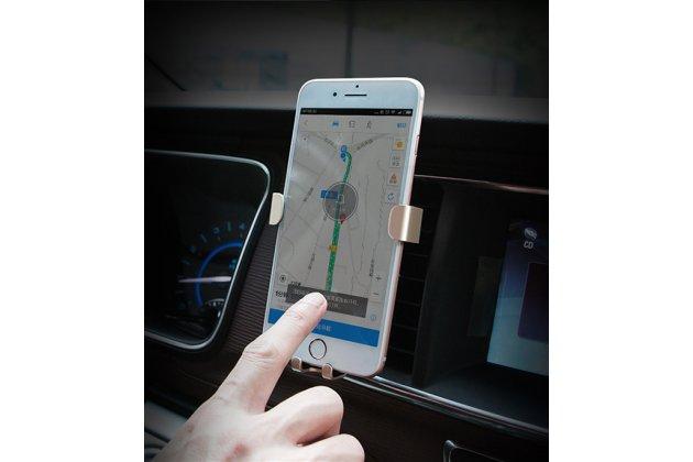 Фирменный элегантный роскошный металлический автомобильный подставка-держатель с дизайном под Porsche Macan/Cayenne для всех видов телефонов