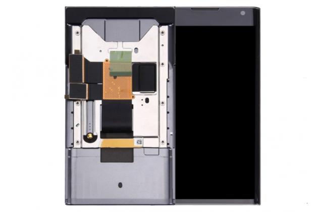 Фирменный LCD-ЖК-сенсорный дисплей-экран-модуль запчасть в сборе с тачскрином на телефон BlackBerry Priv черный + гарантия