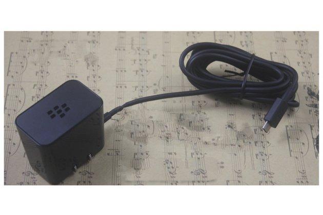 Фирменное оригинальное зарядное устройство от сети для телефона BlackBerry Priv + гарантия