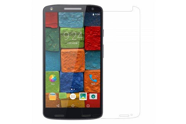 Фирменная оригинальная защитная пленка для телефона Motorola Moto X Force (XT1585 / XT1581) 32Gb/ 64Gb глянцевая