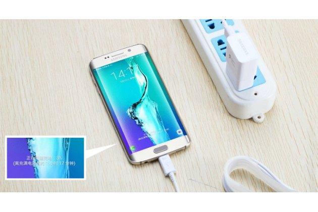 Фирменное оригинальное зарядное устройство от сети для телефона Samsung Galaxy A3 (2016) SM-A310/ A3100/ A310F 4.7 + гарантия