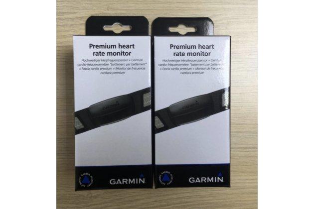 Garmin Premium Heart Rate Monitor (HRM) - Монитор сердечного ритма (премиум)