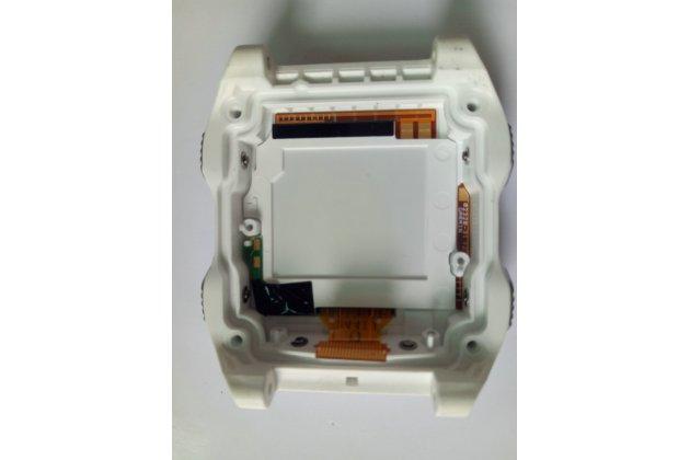Фирменный LCD-ЖК-сенсорный дисплей-экран-стекло в сборе с тачскрином на GPS-смарт-часы Garmin Forerunner 920/920XT черный + гарантия