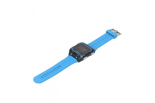 Сменный силиконовый ремешок для умных смарт-часов Garmin Forerunner 920/920XT