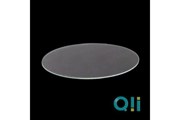 Фирменное защитное закалённое противоударное стекло для часов Garmin Forerunner 110 из качественного японского материала премиум-класса с олеофобным покрытием