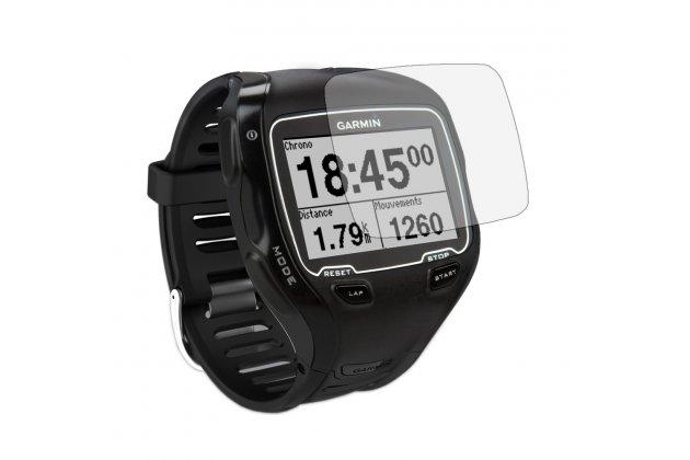 Фирменная оригинальная защитная пленка для GPS-смарт-часов Garmin Forerunner 910/910XT глянцевая