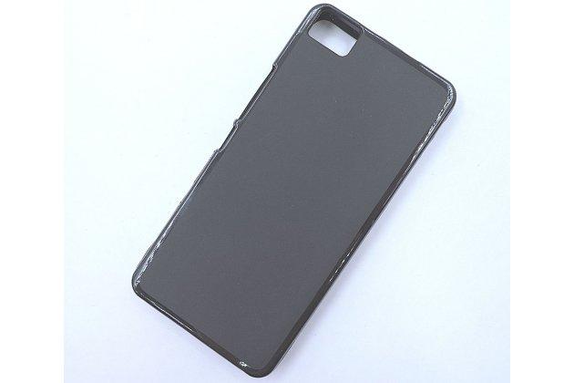 Фирменная ультра-тонкая полимерная из мягкого качественного силикона задняя панель-чехол-накладка для BQ Aquaris A4.5 16Gb 1Gb RAM/A4.5 16Gb 2Gb RAM черная
