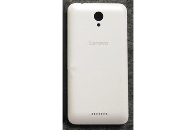 """Родная оригинальная задняя крышка-панель которая шла в комплекте для Lenovo Vibe B / A1010 (A2016A40) PA4R0021RU 4.5"""" белая"""