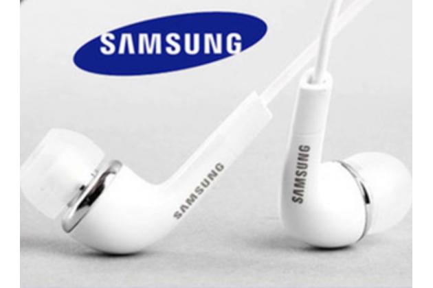 100% ПОДЛИННЫЕ Фирменные оригинальные наушники-вкладыши Samsung Galaxy C5 Pro / Galaxy C5 2017 (SM-C5010) с микрофоном и переключателем песен для всех моделей телефонов