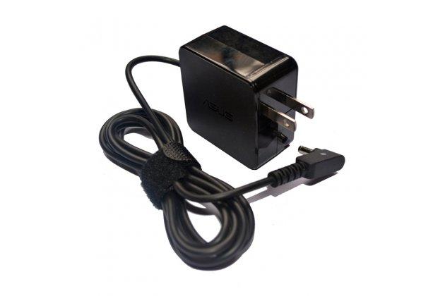 Фирменное зарядное устройство блок питания от сети для ноутбука Asus Zenbook X200/ X200CA/ X200E/ X200M/ X200MA/ X201/ X201E/ X202/ X553MA/ X102B + гарантия + переходник на русскую вилку (19V 1.75A 4.0x1.35)