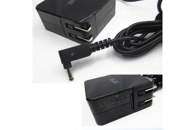 Фирменное зарядное устройство блок питания от сети для ноутбука Asus Zenbook S200/ UX301L/ UX302L/ UX303L/ UX32V/ UX38DT + гарантия 19V 3.42A 4.0х1.35