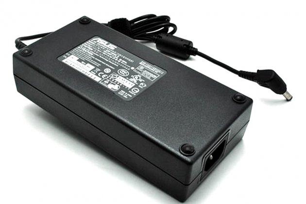 Фирменное зарядное устройство блок питания от сети для ноутбука Asus G G53/ G60/ G70/ G71/ G72/ G73/ G74 + гарантия (19V 9.5A 5.5х2.5)