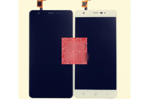 Фирменный LCD-ЖК-сенсорный дисплей-экран-стекло в сборе с тачскрином на телефон Blackview R6 черный + гарантия