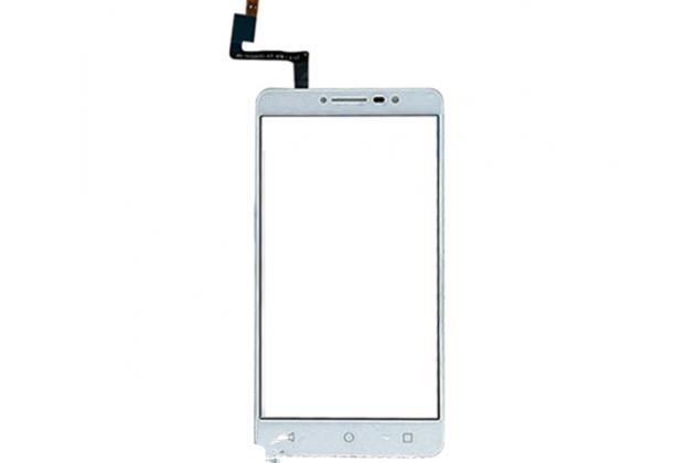 Фирменное сенсорное-стекло-тачскрин на Alcatel A3 XL 9008D / Alcatel A3 XL 9008X белый + инструменты для вскрытия + гарантия
