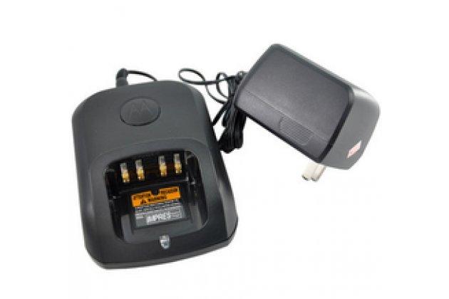 Фирменное зарядное устройство блок питания от сети для рации Motorola GP338/GP328/PTX760/G340 + гарантия