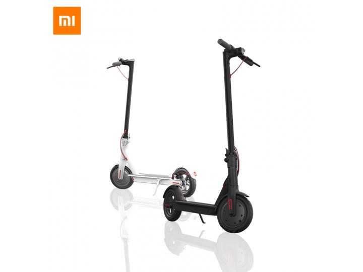 Фирменный оригинальный электрический самокат для взрослых Xiaomi MIJIA Electric Scooter (30 км без подзарядки ..