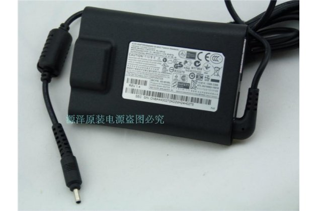 Фирменное зарядное устройство PA-1400-24 (AD-4019SL) блок питания от сети для ноутбука Samsung NP900X1 / 530U / 535U + гарантия (19V 2.1A)