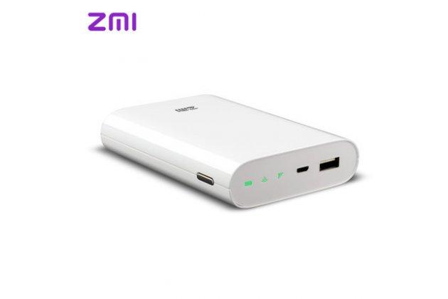 Фирменный оригинальный 4G/Wi-Fi-роутер/Модем + встроенный Power bank 7800mAh Xiaomi ZMI 4G MF855