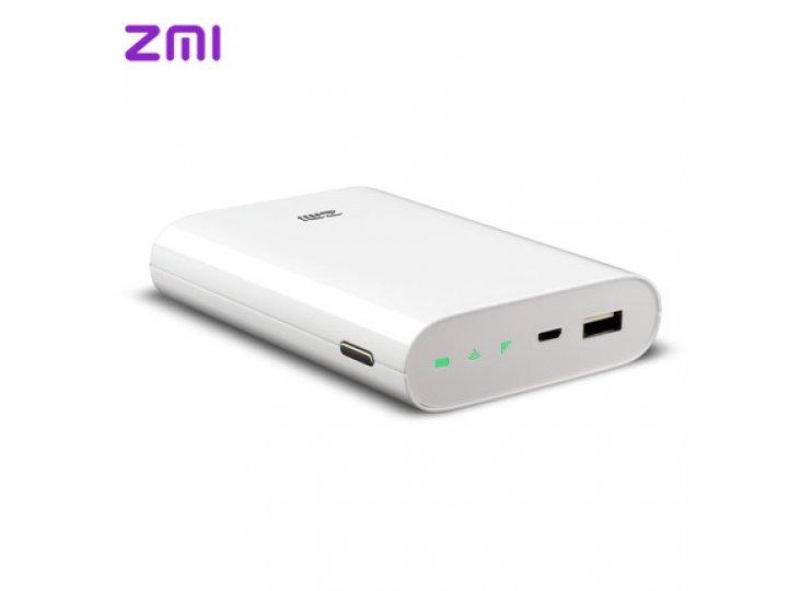 Фирменный оригинальный 4G/Wi-Fi-роутер/Модем + встроенный Power bank 7800mAh Xiaomi ZMI 4G MF855 ..