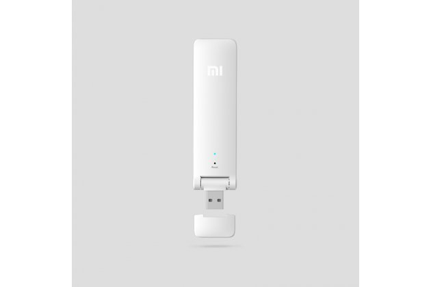 Фирменный оригинальный Wi-Fi-усилитель сигнала (репитер) Xiaomi Mi Wi-Fi Amplifier 2 (USB 2.0 / 300 Мбит/с) + Гарантия