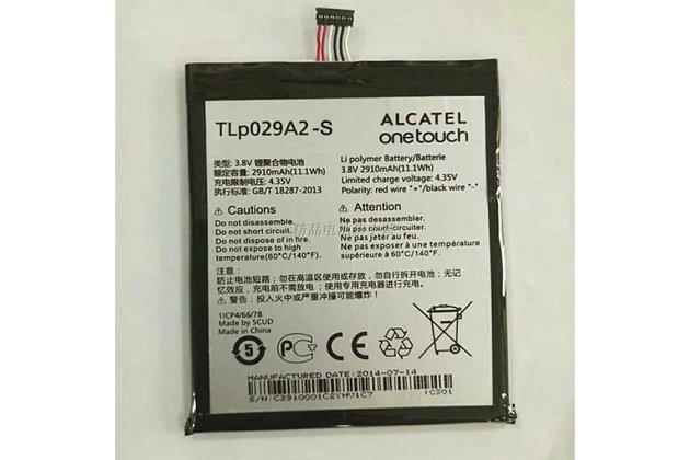 Фирменная аккумуляторная батарея 2910mAh TLp029aJ/TLp029A2-S на телефон Alcatel One Touch Idol 3 (5.5) / 3 (5.5) Dual Sim 6045Y/K + инструменты для вскрытия + гарантия