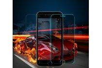 Фирменное защитное закалённое противоударное стекло для телефона Alcatel PIXI 4 Plus Power из качественного японского материала премиум-класса с олеофобным покрытием