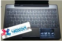 Фирменная оригинальная съемная клавиатура/док-станция для планшета Asus EEE Pad Transformer TF101/TF101G черного цвета + гарантия