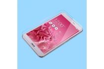Фирменное защитное закалённое противоударное стекло премиум-класса из качественного японского материала с олеофобным покрытием для планшета Asus Memo Pad 8 FHD ME581CL K015 /K01H