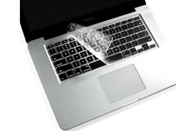 Защитная ультра-тонкая накладка для клавиш ноутбука ASUS Transformer 3 Pro T303UА (GN052T) 12.6 прозрачная