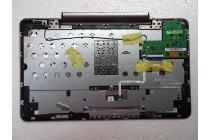 Фирменная оригинальная съемная клавиатура/док-станция/база для планшета Asus Transformer Book T3 Chi / T300 Chi серебристого цвета + гарантия (Без задней части корпуса)