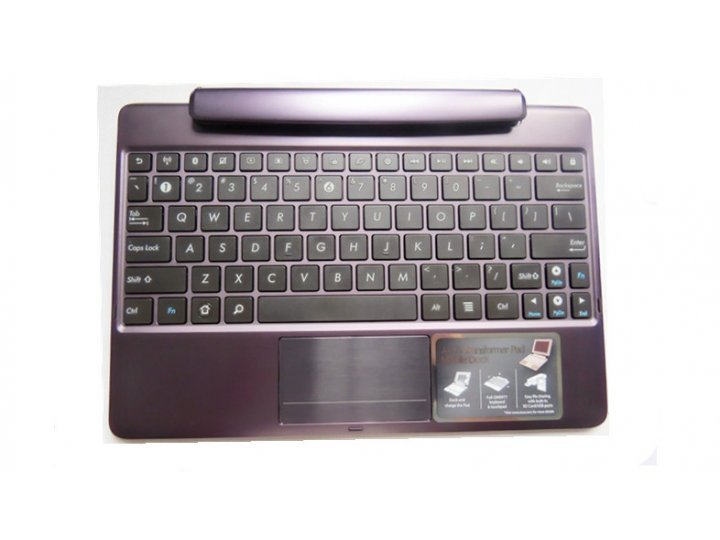 Фирменная оригинальная съемная клавиатура/док-станция/база для планшета Asus Transformer Pad Infinity TF700T/T..