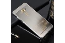 Фирменная металлическая задняя панель-крышка-накладка из тончайшего облегченного авиационного алюминия для ASUS ZenFone 3 Deluxe ZS570KL 5.7 (Z016D) серебристая